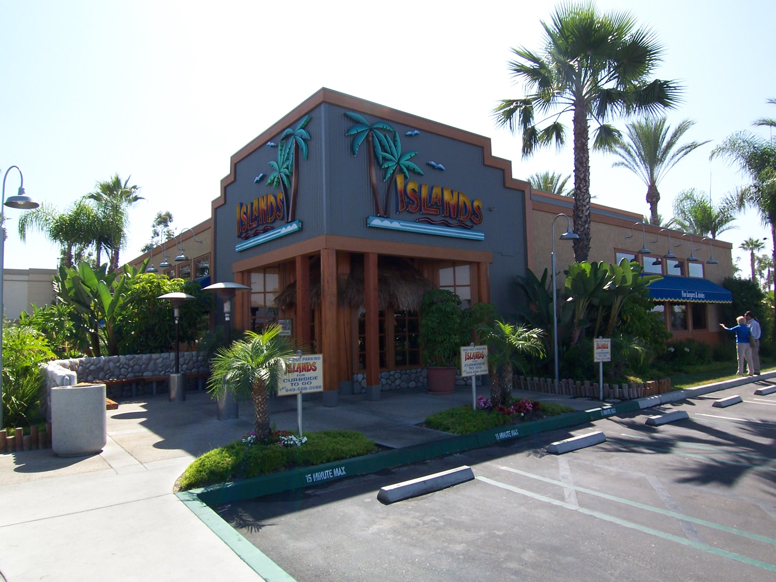 Islands Foothill Ranch Location