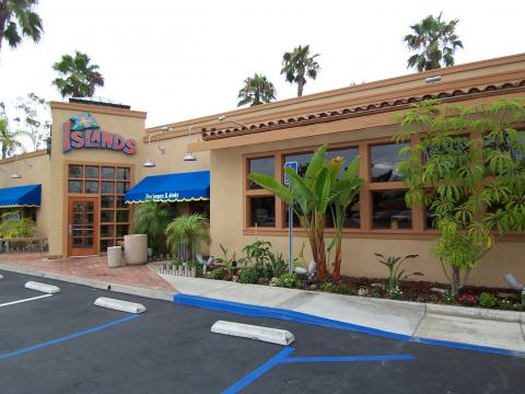 Islands Fountain Valley Location