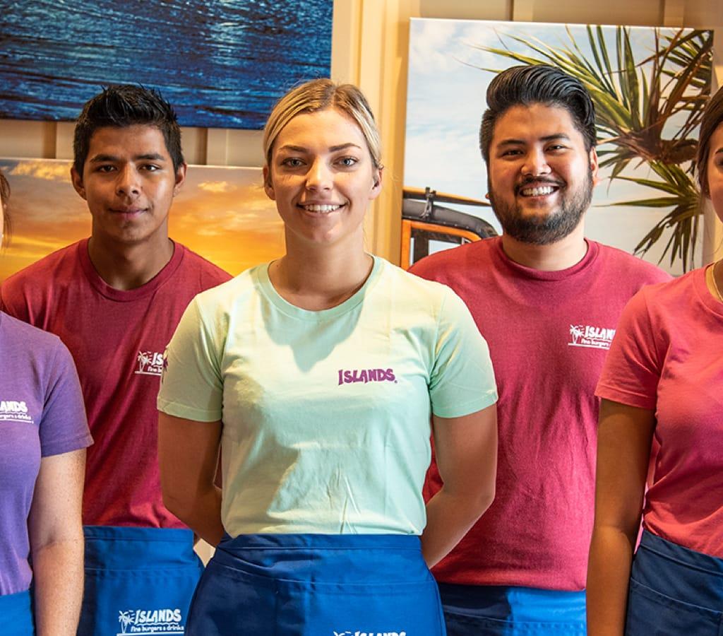 Careers | Islands Restaurants