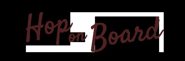 Hop on Board - Careers